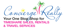 Timeshare Rentals & Timeshares for Sale By Concierge Realty