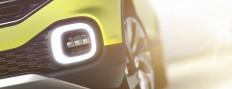 Volkswagen T-Cross Breeze Concept on