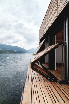lygari — livingpursuit: Boat's House | MHM Architects