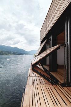 lygari — livingpursuit: Boat's House | MHM Architects