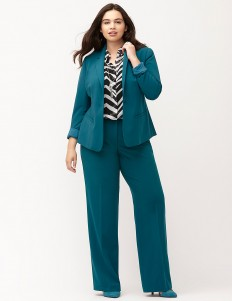 Tailored Stretch suit jacket by Lane Bryant | Lane Bryant