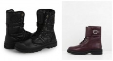 Girl Combat Boots | Fashion Gens