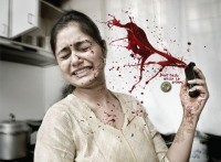 Bangalore traffic police: Talk them dead, House-wife | Ads of the World™