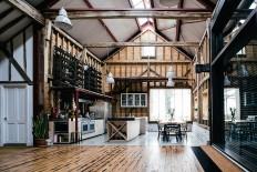 Black Barn Conversion | Uncrate