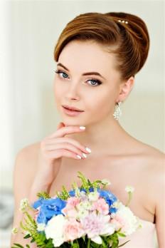 Bridal hair type plate pictures - creative commune tooopen.com
