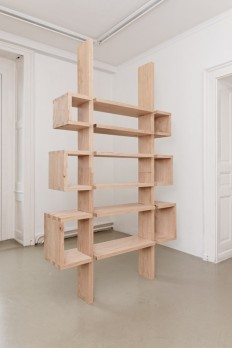 Aurélien Mole TQLM - Self Containing Bookshelf