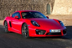 2014 Porsche Cayman S Images   Pictures and Videos