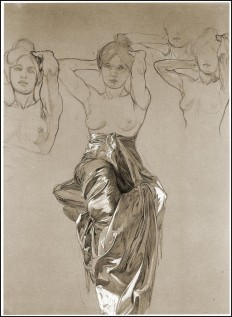 mucha sketches - Google Search