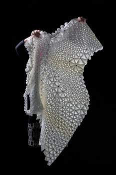 Kinematic Petals Dress debuts at MFA | Nervous System blog