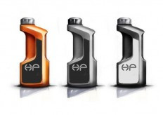 Husqvarna Oil Bottles on Behance | Product design | Pinterest