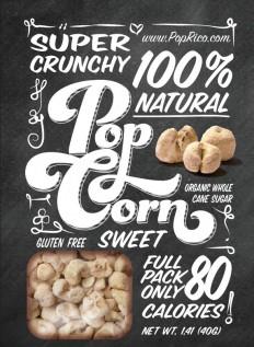 Sweet Popcorn On Inspirationde