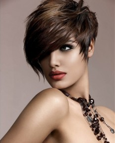 woman short hair - Google Search