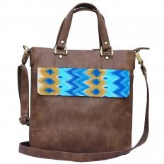 Hand-Painted Ikat Love Handbags – Rang Rage