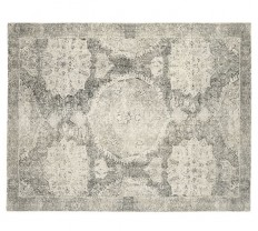 Barret Printed Wool Rug | Pottery Barn