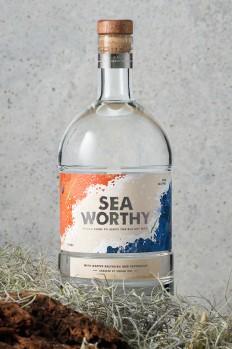 Seaworthy Vodka on Inspirationde