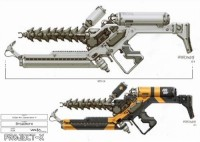 Fairly Interesting - Making prawns guns: concept art and a video about...