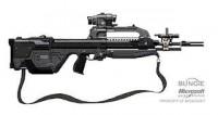 Isaac Hannaford: Halo: REACH weapons development