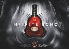 Hennessy: Infinite echo | Ads of the World™