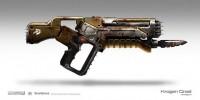 Krogan Graal shotgun by Sum - Brian Sum - CGHUB