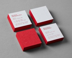 Brand New: New Logo and Identity for First & First by Fellow