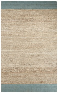 Jaipur Rugs - Jaipur Rugs Naturals Tobago Mallow Nat11 Blue Surf Area Rug #146819