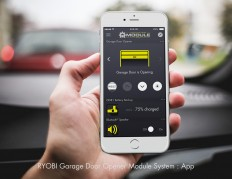 RYOBI GDO App on