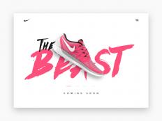 Nike Landing by Calvin Smith - Dribbble