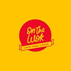 On The Wok: Identidad Gráfica para Restaurante de Comida Asiática