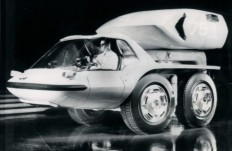 Turbine-powered oddities, No. 657: GM's Bison | Hemmings Daily