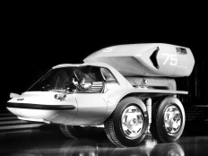 GM Bison Concept Car '1964