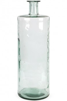 Vettriano Vase - Recycled Glass Vase - Flower Vase | HomeDecorators.com