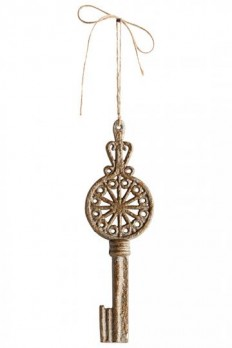 Taliyah Decorative Key Sculpture - Decorative Keys - Home Accents | HomeDecorators.com