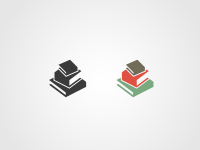 Book Stack by Andy Mangold