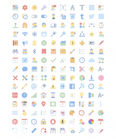 Freebie: Responsive Office Icons (EPS, PDF, SVG, PNG) | Codrops