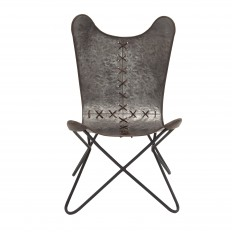 Woodland Imports Ingenious in Conception Stitched Side Chair | AllModern