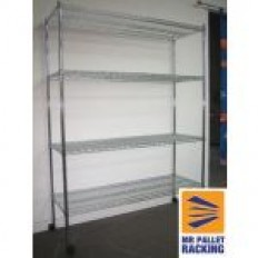 Industrial Long Span Shelving - Long span Shelving Units
