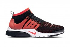 Nike Air Presto Ultra Flyknit in Bright Crimson