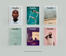 Sunday Mag | Editorial Design on