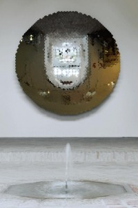 ANISH KAPOOR Islamic Mirror