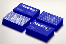 Brand New: New Name, Logo, and Identity for Modacc by Toormix