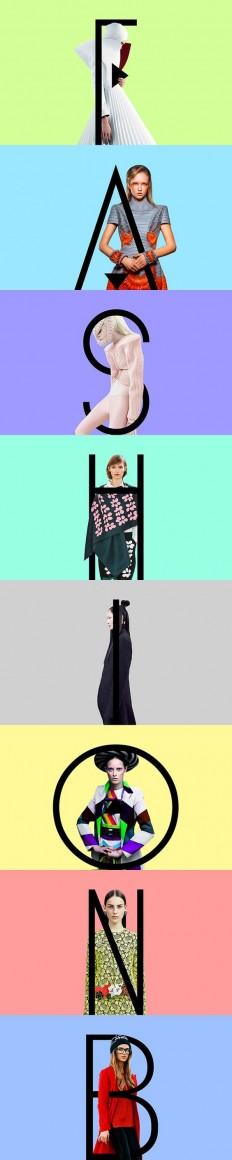 FASHIONB, branding & typography by Pixelinme for a fashion blog and magazine. Here it comes, another successful branding and design project by Pixe… | Pinterest