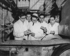 Archival Photographs of Streit's Matzo Factory on the Lower East Side - The Atlantic