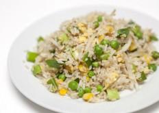 Garlic Egg Fried Rice Recipe
