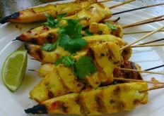 Thai Chicken Satay Recipe