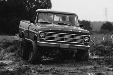 70s ford truck tailgate - Google Search