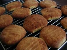 Orange Biscuit Recipe