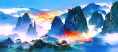 Arktetonix » As paisagens de Hong Leung