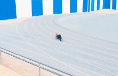 Minimalist Colorful Photography by June Kim