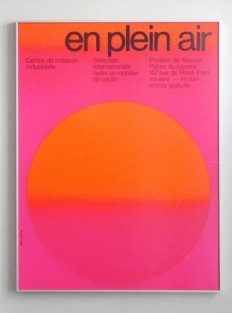Jean Widmer — En plein air (1970) in Posters