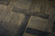 Handcrafted European Oak Parquet by Cora Parquet - InteriorZine